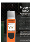 Progeny ResQ - Model 1064nm - Handheld Raman Analyzer Brochure
