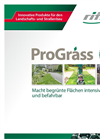 ProGrass - Nature-Friendly Soil Anchorage Brochure