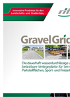 GravelGrid - Connection Systems Brochure
