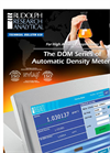 Model DDM 2910 - Digital Density Meter Brochure