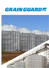 Grain Guard - Model 4 - Flat Bottom Bin Brochure