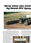 Model ATV - Sprayer Brochure