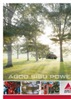 AGCO SISU Power General Brochure
