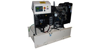 Model AJ-series 10-30 kVA - Open Base Unit