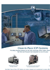 Clean-In-Place (CIP) Systems Datasheet