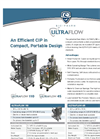 Ultra-Flow Clean-In-Place (CIP) Systems Brochure