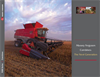 Model 9500 Series - Self-Propelled Combine Brochure