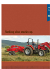 Hesston - Model 1800 - Small Square Balers Brochure