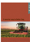 Hesston - Model WR9800 Series - Windrowers Brochure