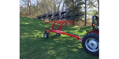 Hesston - Model 1500 Series - Vertical Fold Rakes