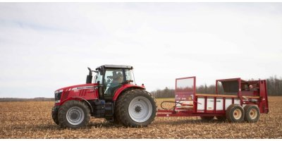 Hesston - Model 3700 Series - Manure Spreaders