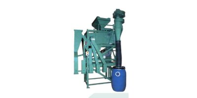 Model TL 80 - Air-Screen Seed  Cleaner