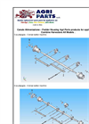Chains Replacement Parts for Combine Harvesters - Brochure