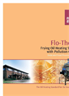 Flo-Therm - Frying Oil Heating Systems with Pollution Control Brochure