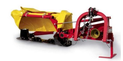 Model DL3, DL4, DL5, DL6, DL7, DL8 - Belt Drive Disc Mower