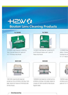 Bouton Lens Cleaning Products - Sales Sheet