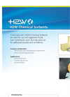 Chemical Sorbents Brochure