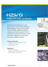 H2W - Oil Only Sorbents Brochure