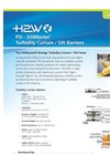 PSI - Turbidity Curtain / Silt Barriers - Sell Sheet