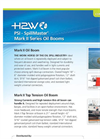 PSI - SpillMaster - Mark II Series - Oil Booms - Sell Sheet