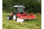 Model TR 100 DT/M - Reversible Drive Mecanical Multipurpose Tractor