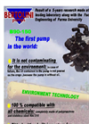Model CP Series: B90 12 Bar - Oil Less Diaphragm Pump Brochure