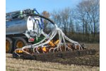 Model SN 800 - Arable Land Manure Slurry Injector