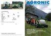 Model 1020 , 1021, 1022 - Round Bale Wrappers Brochure