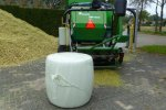Agronic - Model MR 810 - Small Maize Baler Wrapper