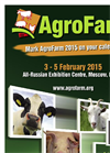 AgroFarm Exhibition - 2015 - Exhibitor Brochure