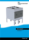 Mist Compact - Model MC01-TS - Centralized Static Filter Brochure