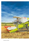 CROP TIGER - Model 40 - Combine Harvesters Brochure