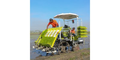 Claas PADDY PANTHER - Model 26 - Transplanters