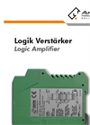 AlphaFluid - Logic Amplifier Serves Technical Datasheet