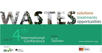 4th edition of the Conference WASTES: Solutions, Treatments and Opportunities