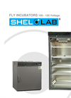 Drosophila - Model SRI6PF - Peltier Refrigerated Incubator Brochure