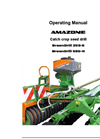 Mounted Seed Drill-D9