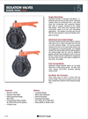 Titan - Isolation Butterfly Valves Brochure