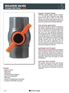 Quark - Isolation Compact Ball Valves Brochure