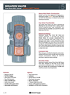 Anthem - WTF Series - Isolation True Union Ball Valves Brochure