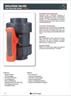 Kaplan - Isolation True Union Ball Valves Brochure