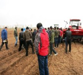 Chinese farmers recognize the quality of a Miedema CP42 planter