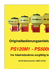 PS 500 M2 - Pneumatic Sowing Machine- Brochure