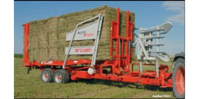 AutoStack - Model FS Series - Automatic Bale Loader