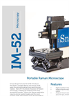 Model IM-52 - Portable Raman Microscope Brochure