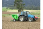 AVR  - Model UH3710  - 2 Row Planting Machines