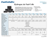 Model 12 Watt PEM - Fuel Cell Brochure
