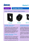 Specac - Rotator Mounts to Fit Infrared Polarizers - Datasheet