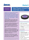 Specac - GS57500 - Opto-Physics Infrared Wire Grid Polarizer Datasheet