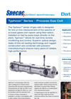 Typhoon Series - Process Gas Cell - Datasheet